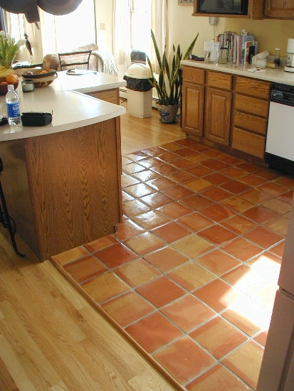 Alfa Img Showing gt Terracotta Kitchen Floor Tile