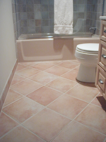 how to lay a ceramic tile floor in a bathroom 6 apps directories